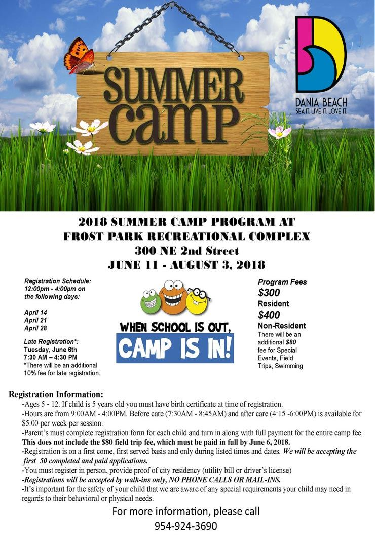 APR 14 Summer Camp