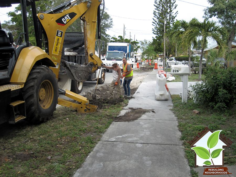 Dania Beach Oasis 12 - Rebuilding Neighborhoods