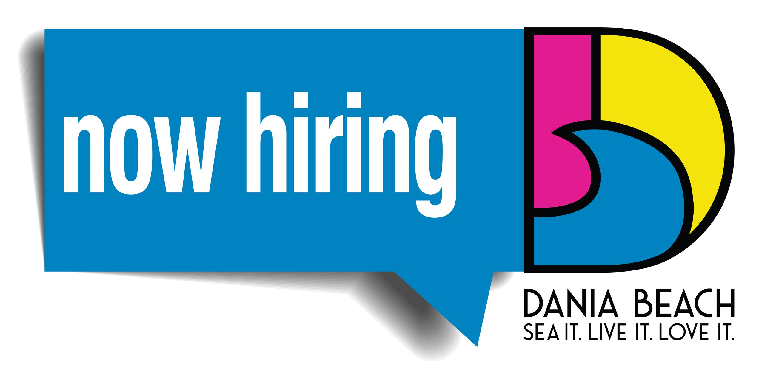 Dania Beach Now Hiring Career Opportunities