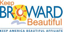 Keep Broward Beautiful _ Affiliate Logo