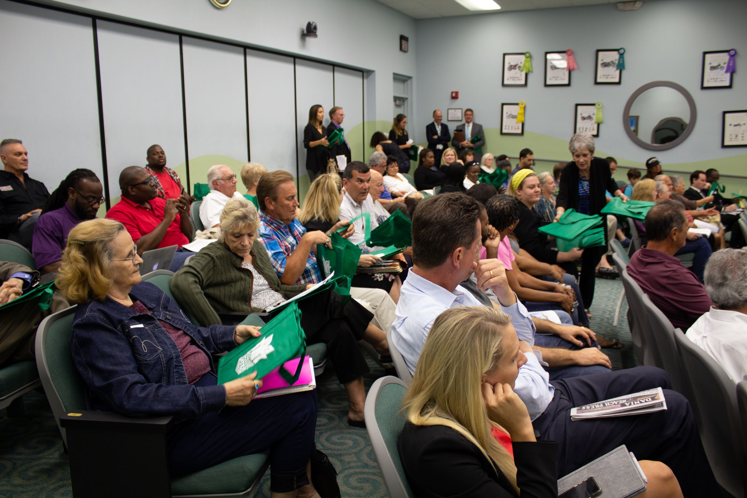 Green Advisory Board Dania Beach Commission