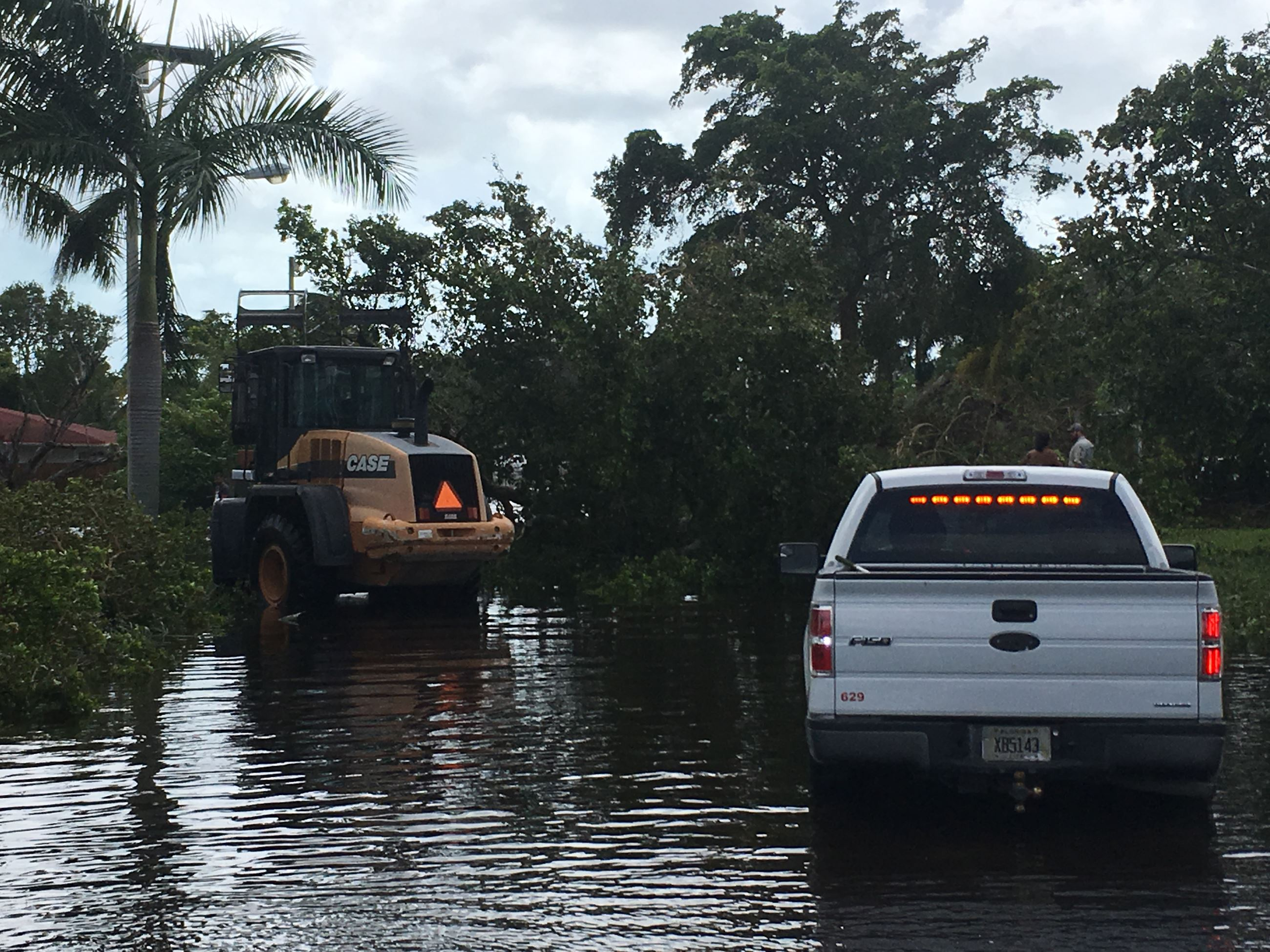 Dania Beach Flooding Safety