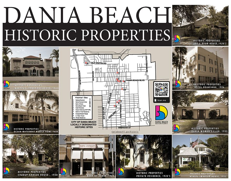 Dania Beach Historic Properties