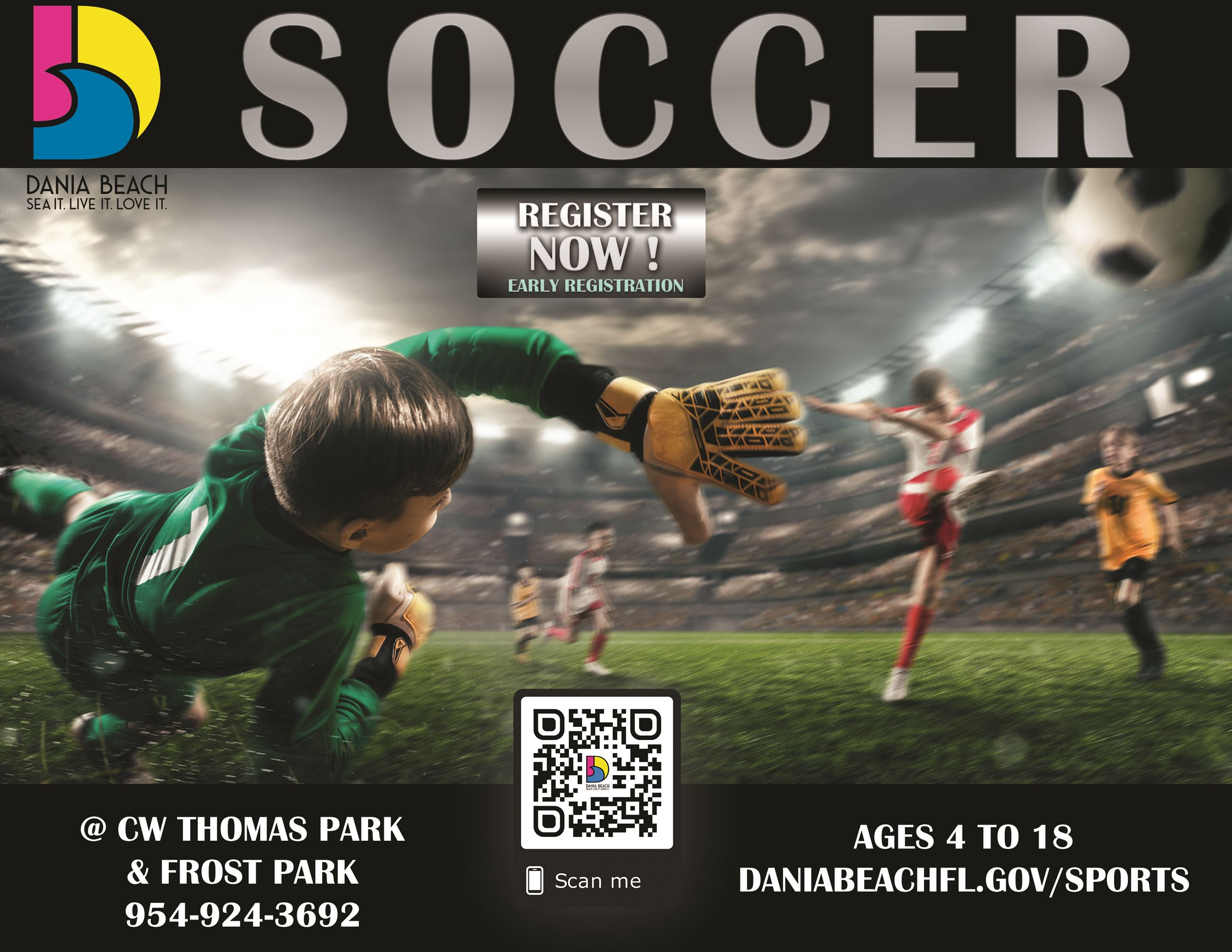 Dania Beach Soccer - Sports & Athletics