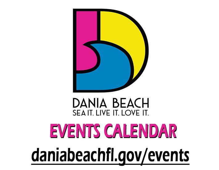 Dania Beach Calendar 2018 W