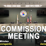 Dania Beach Commission Meeting