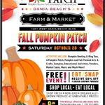 FALL Pumpkin PATCH 2018 Dania Beach