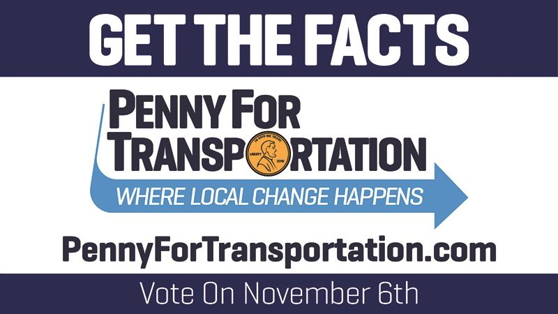 Penny for Transportation