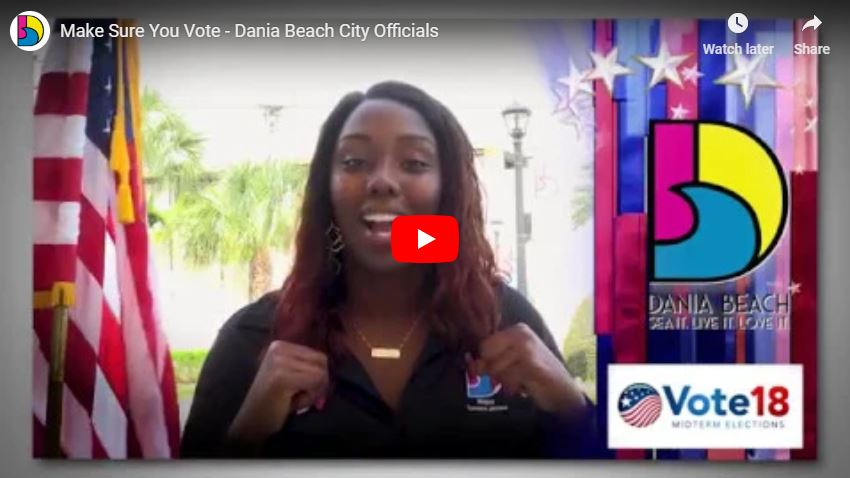 Vote Matters Video Dania Beach City Officials