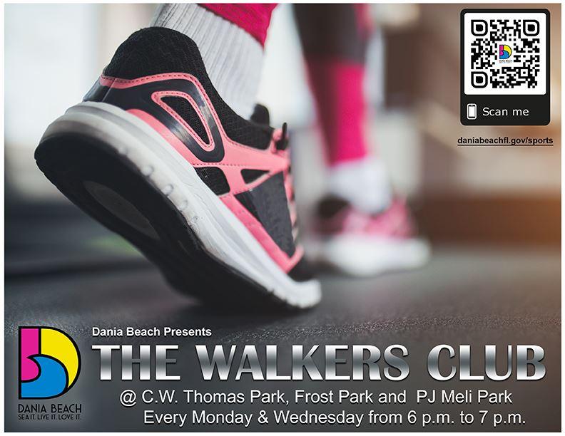Dania Beach Walkers Club