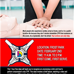 Free Hands-Only CPR Class Dania Beach