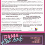 Dania After Dark - Art in the Hall at Dania Beach