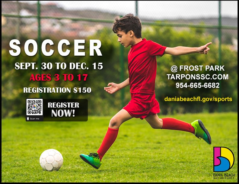 Dania Beach Tarpon Soccer Club
