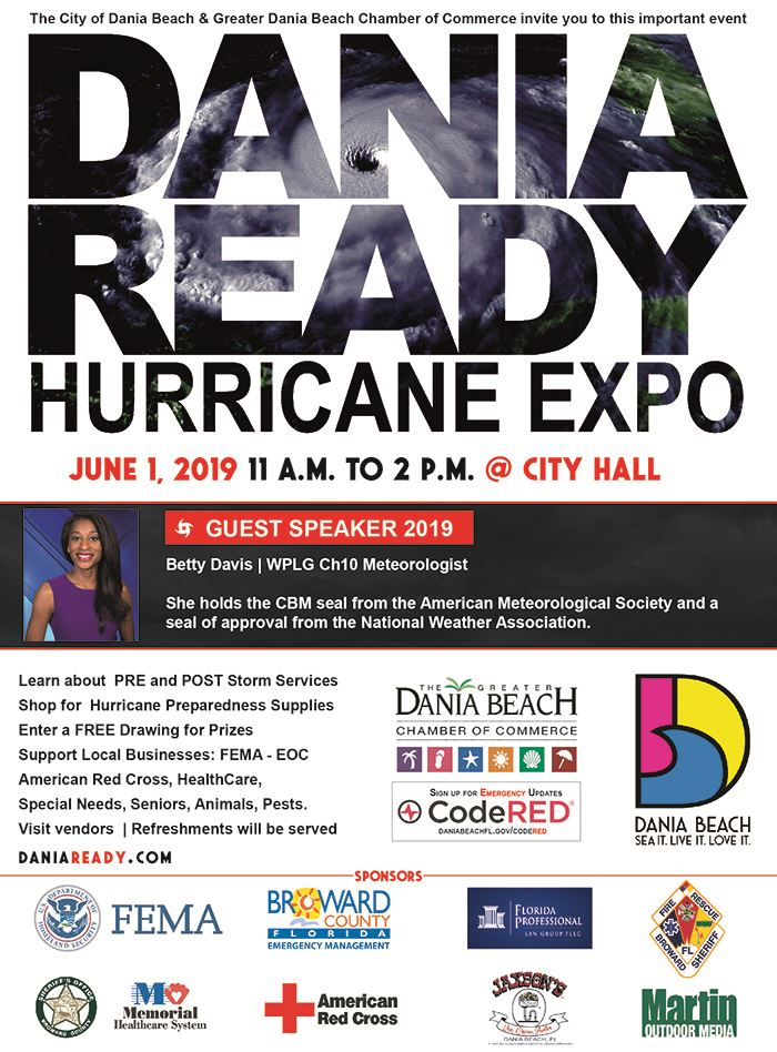 DaniaREADY Hurricane Expo 2019
