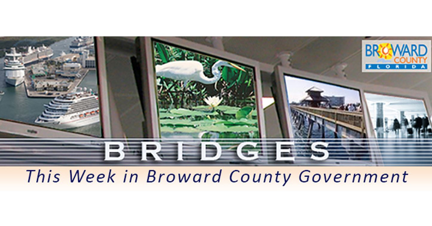 Broward Bridges Website NewsFlash