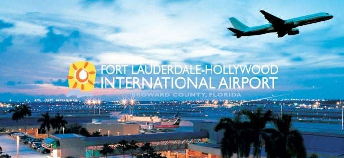 FLL airport Fort Lauderdale-Hollywood International Airport FLL Dania Beach