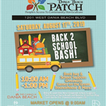 BACK-TO-SCHOOL-BASH-2019-@ Dania Beach Patch 8-17-19