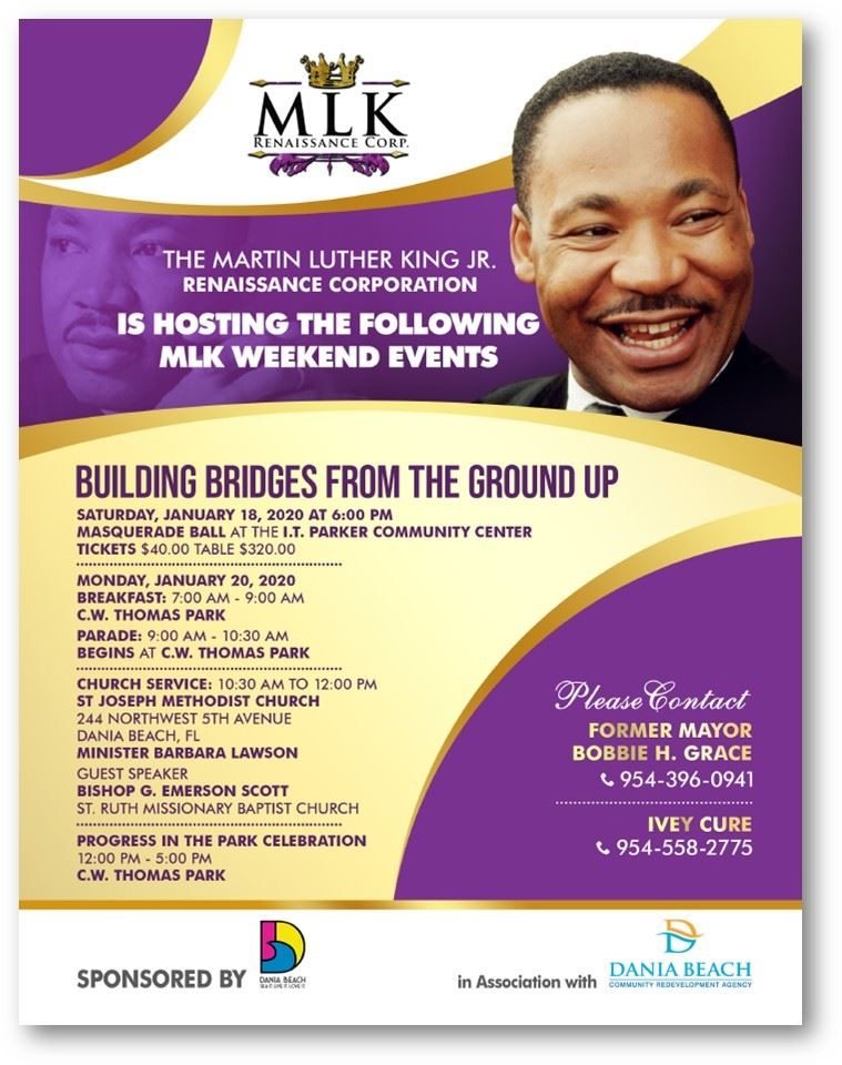 MLK Celebration at Dania Beach