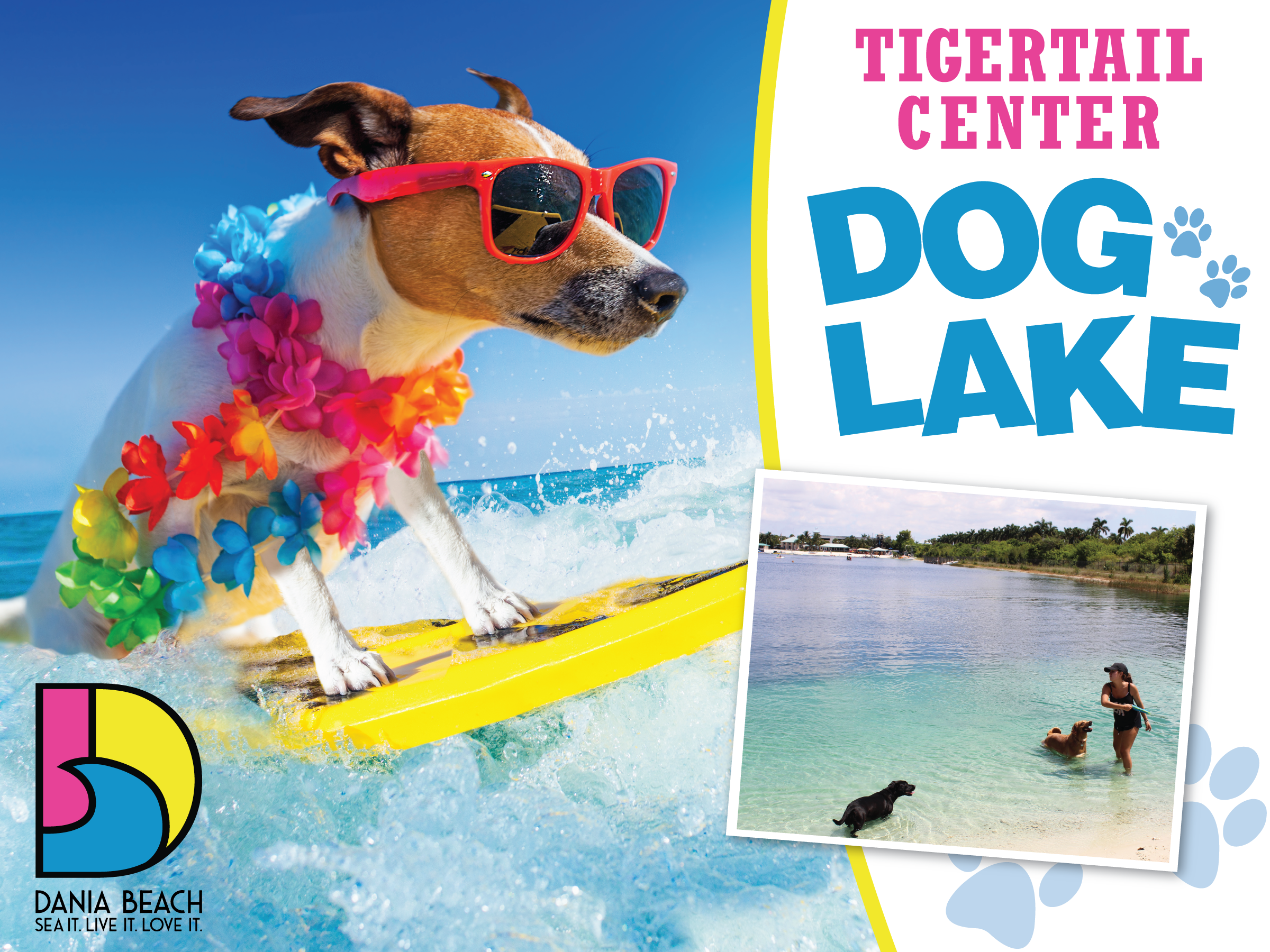 Tiger Tail Dog Lake Dania Beach
