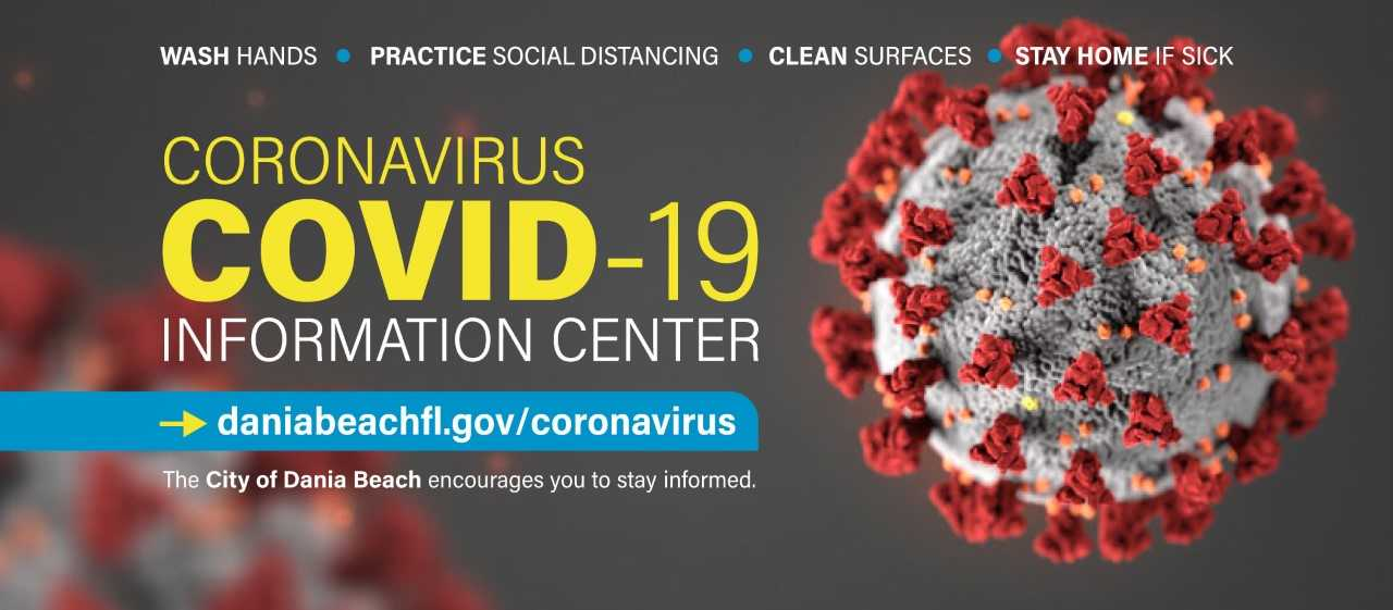 Coronavirus Information Center Dania Beach