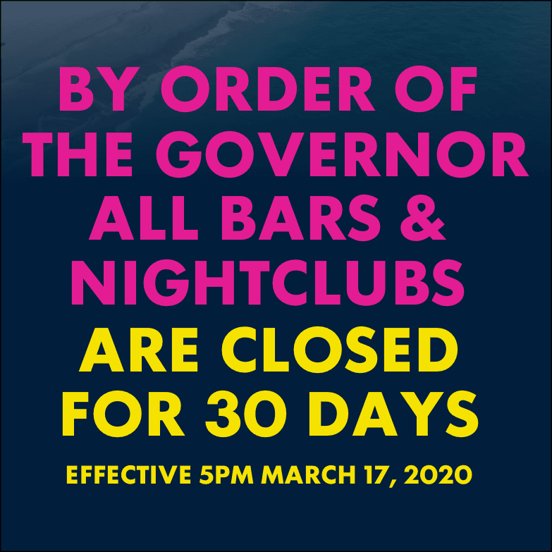 Dania Beach bars nightclubs closed