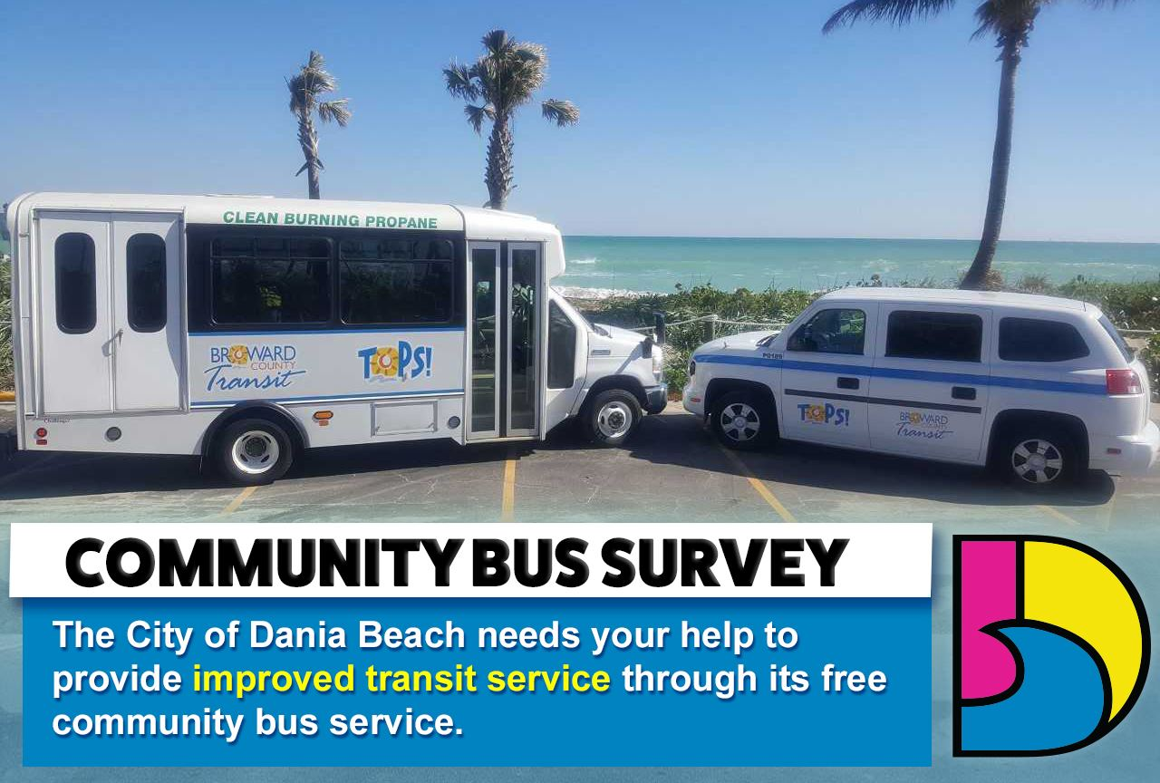 Dania Beach Community Bus Survey