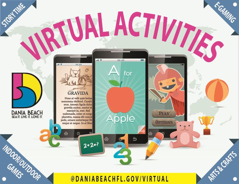Virtual Activities in Dania Beach