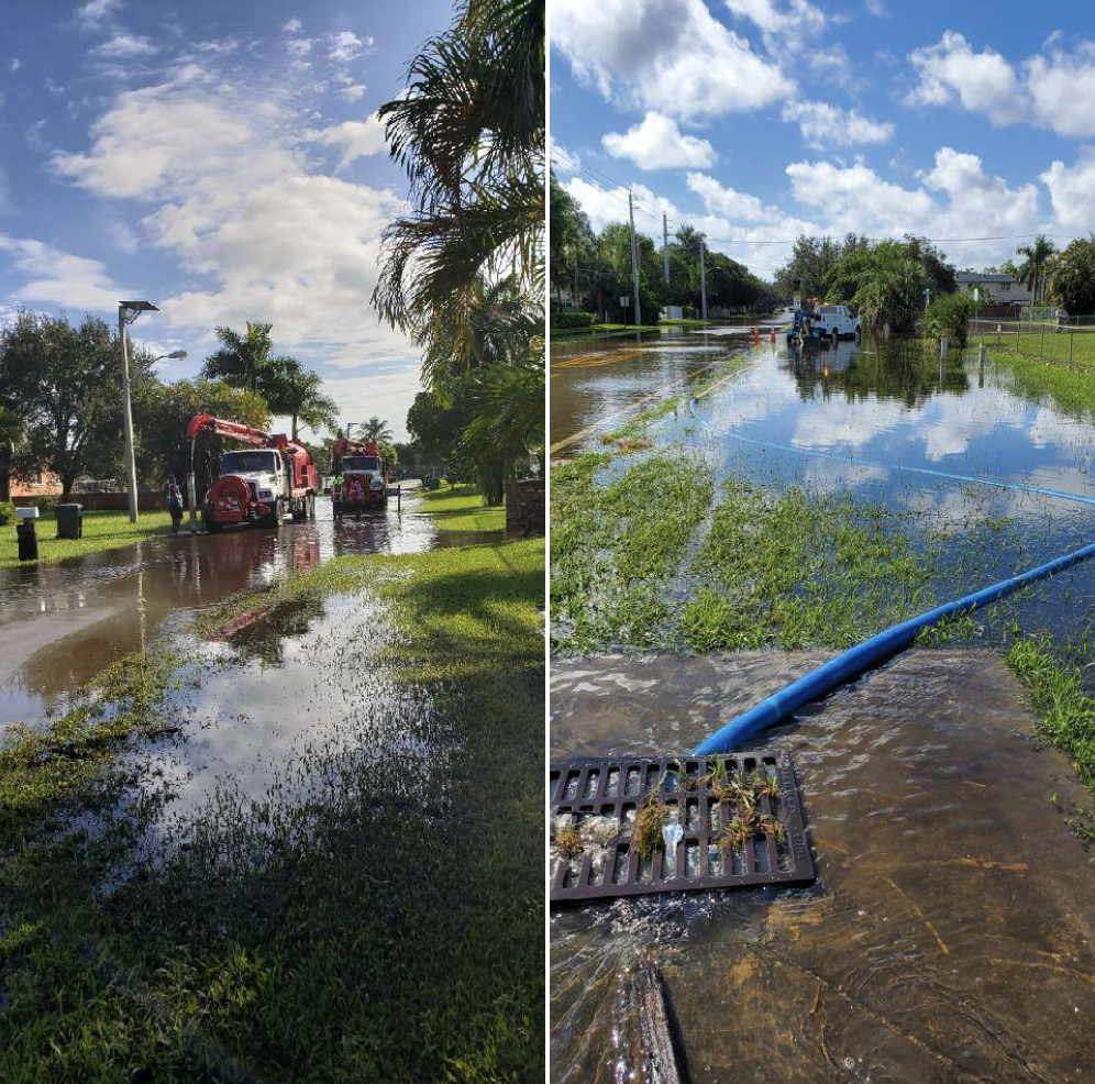 Dania Beach Flooding