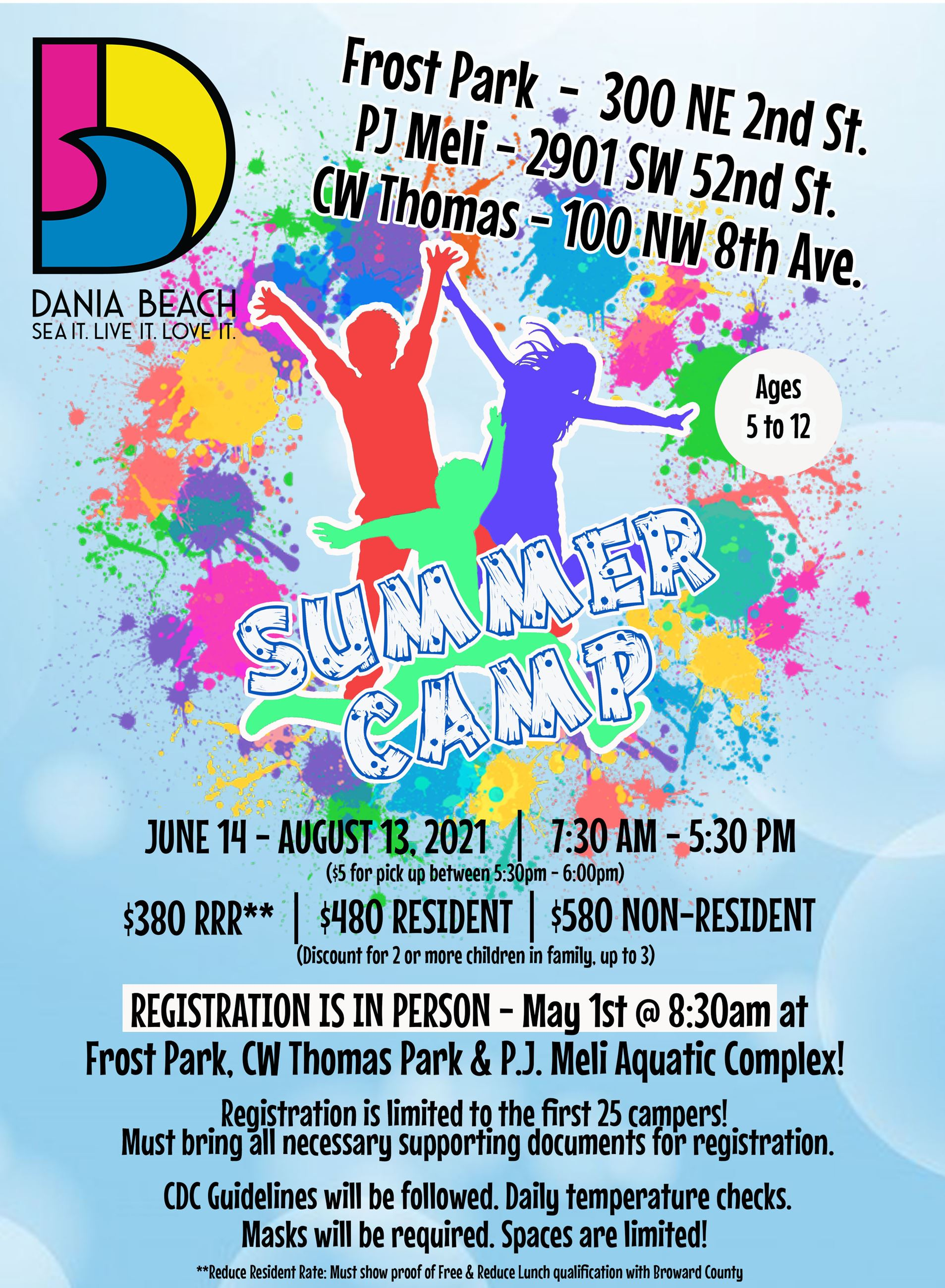 Summer Camp Dania Beach
