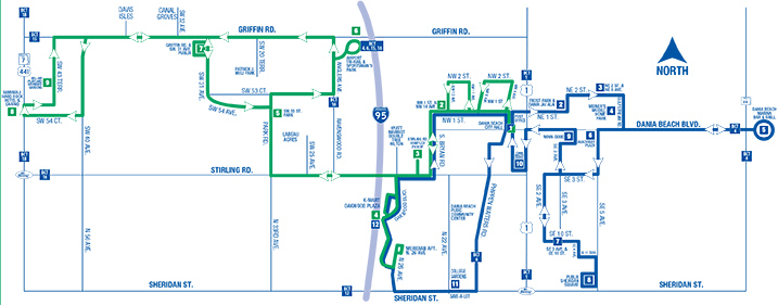Dania Beach Community Bus