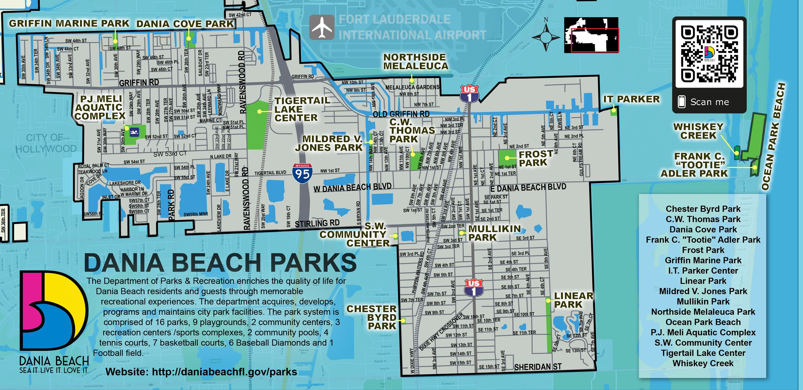 Dania Beach Florida Map.Frost Park Activities Calendar City Of Dania Beach Florida