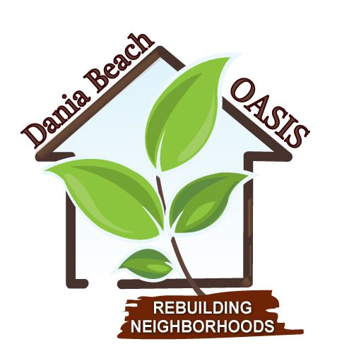 Dania Beach Oasis - Rebuilding Neighborhoods Logo