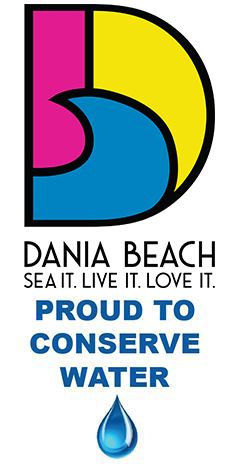 Dania Beach Proud 2 Conserve Water