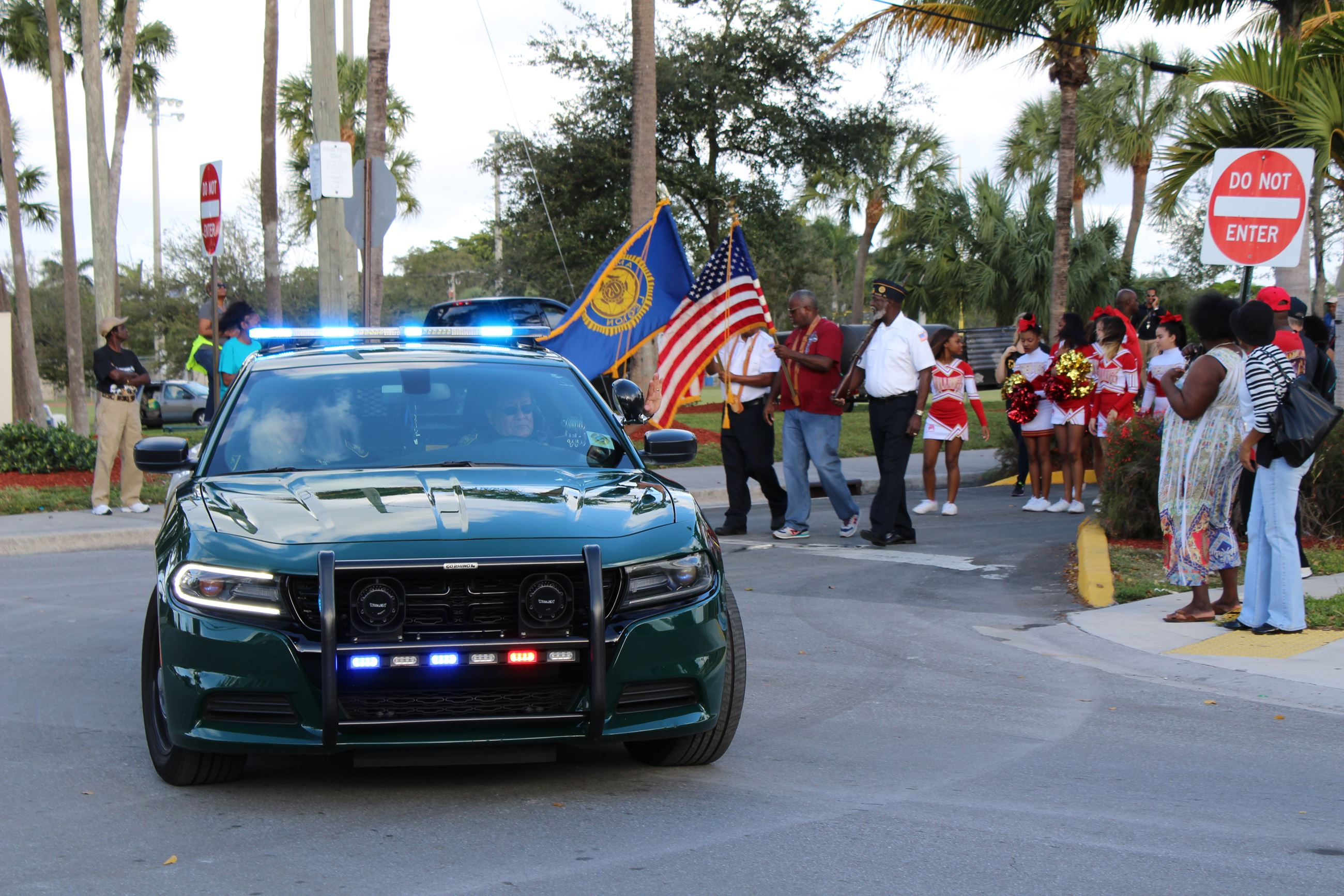 Martin Luther King Parade 2017 Dania Beach MLK