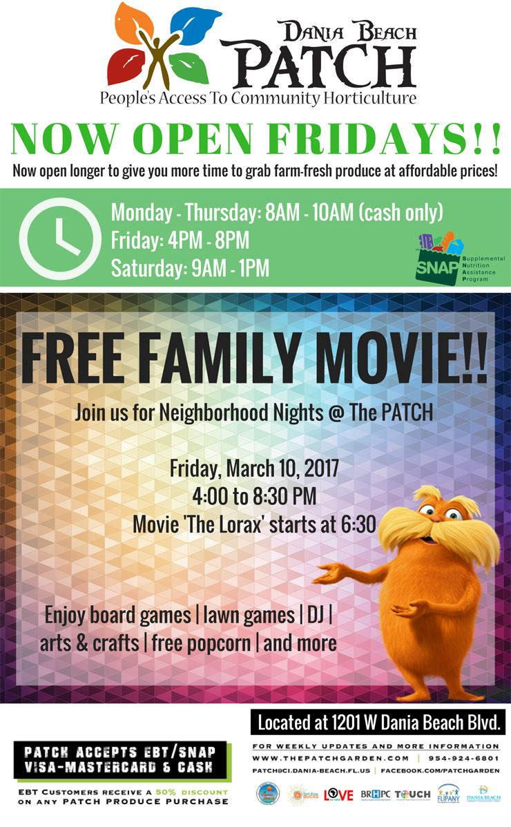 March 10 Family Movie