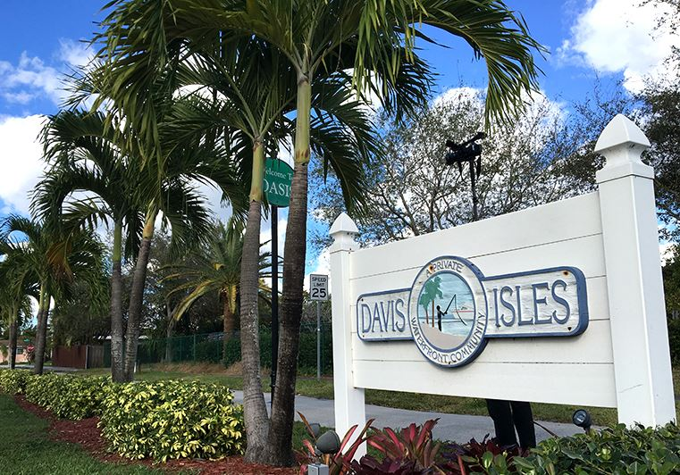 Oasis 9 Davis Isles Dania Beach Improvement