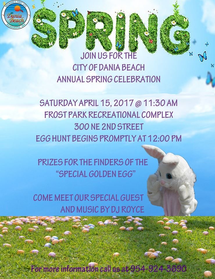 April 15 Spring Egg Hunt