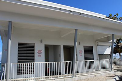 Dania Beach Renovated Restroom Development