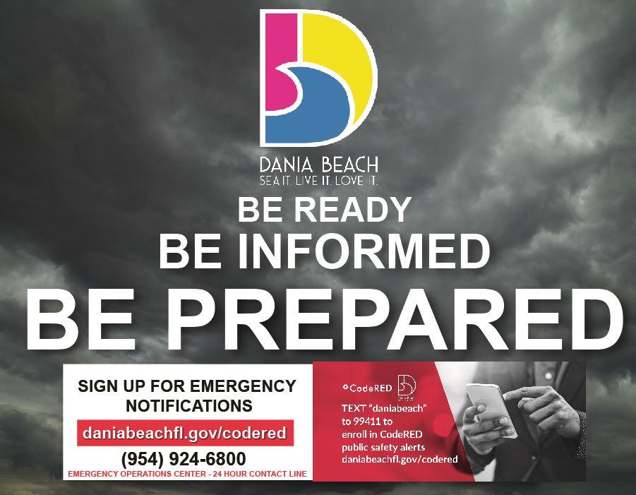 CodeRED Emergency Notification | Dania Beach, Florida