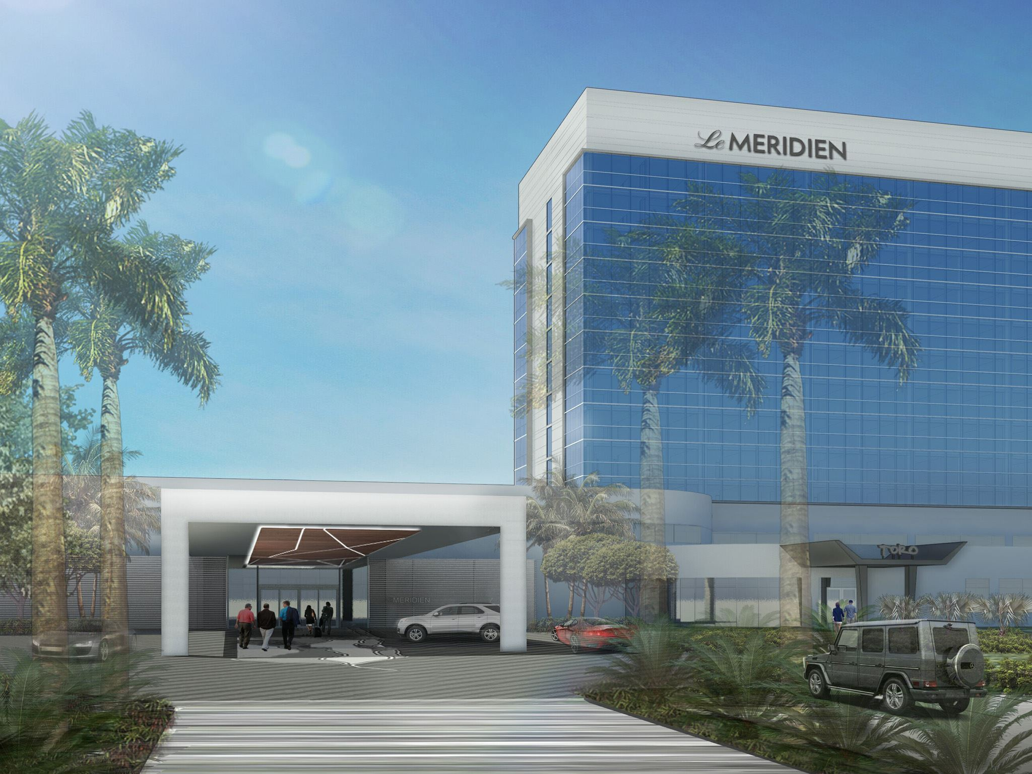 Le Meridien Hotel Dcota City Of Dania Beach Florida Official Meriden