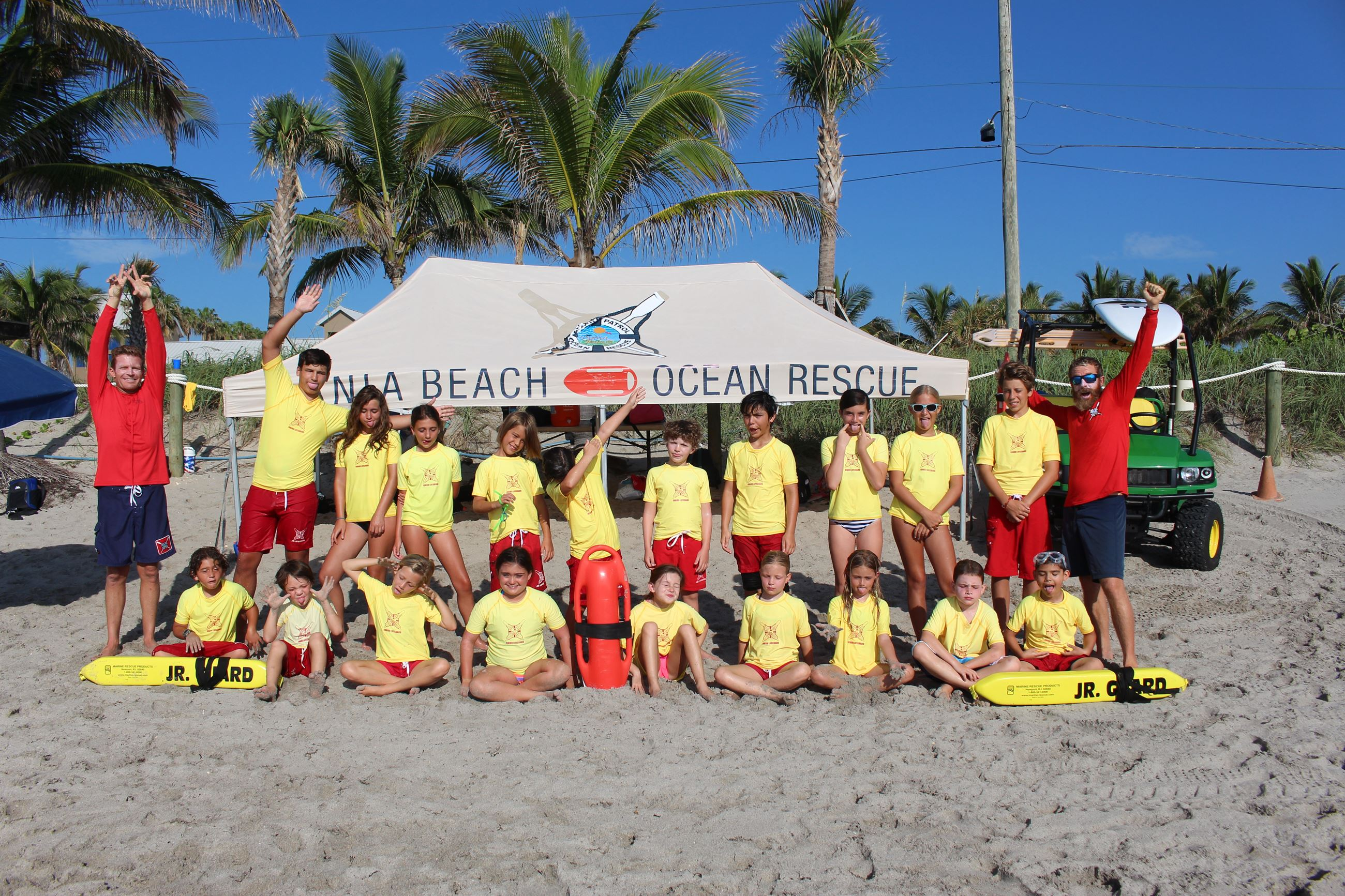 Junior Lifeguard Summer Camp 2017 Dania Beach
