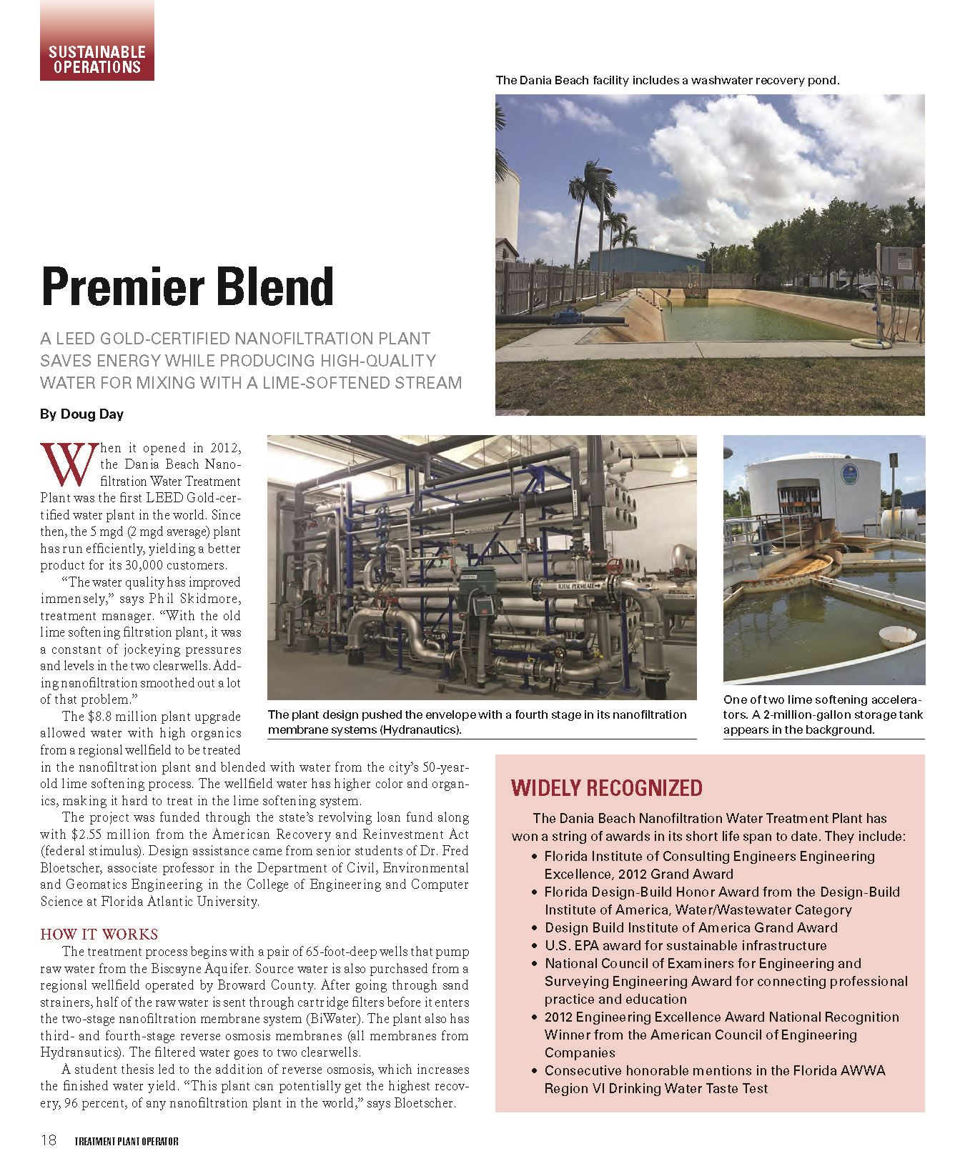 Dania Beach Waterplant Article July-2017