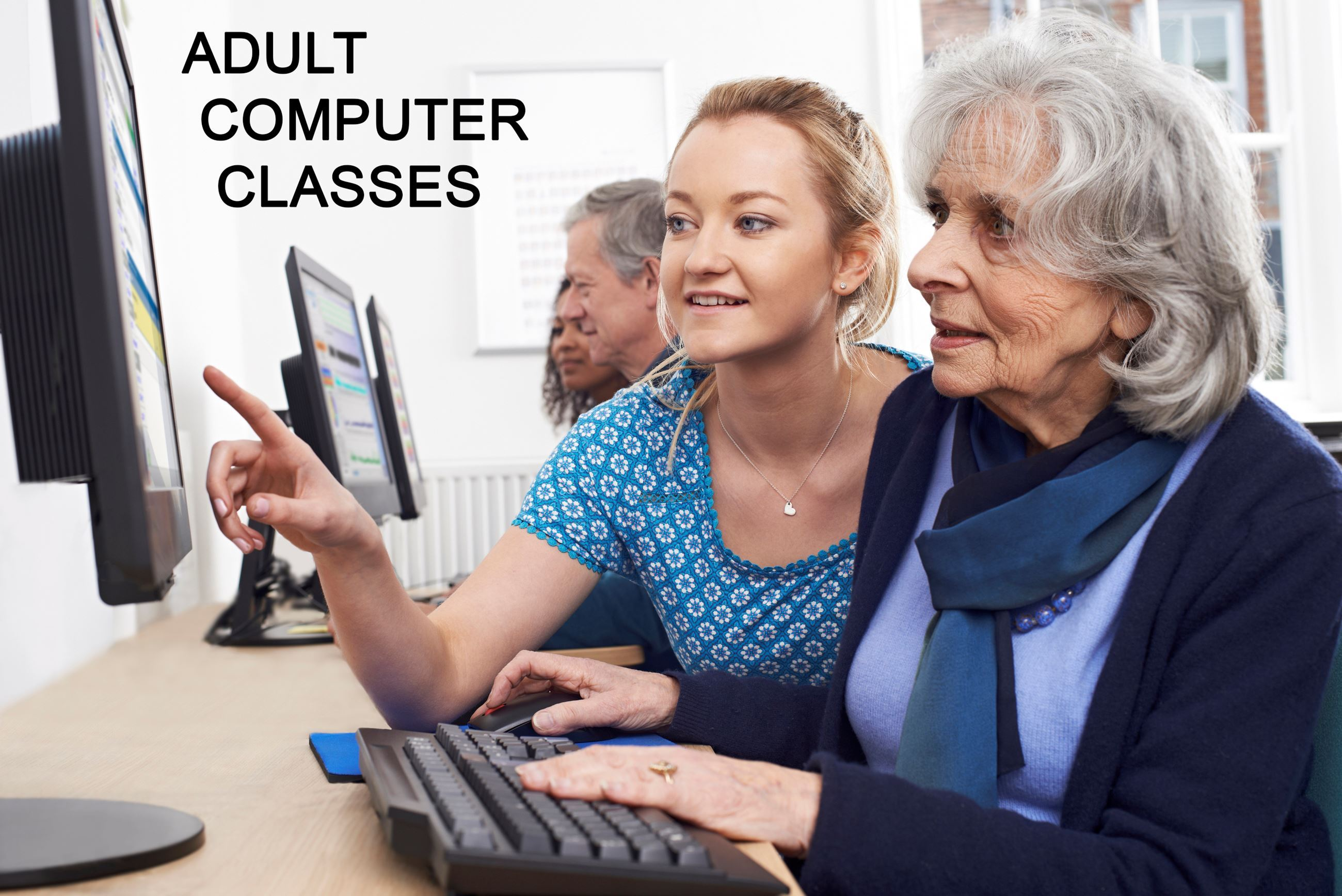 Adult Computer Classes @ CW Thomas Park Dania Beach