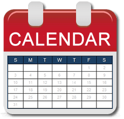 CW Thomas Park Activities Calendar