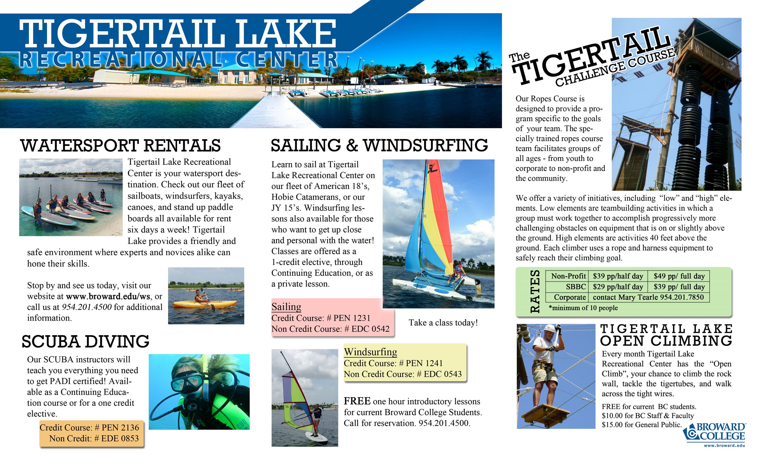 Watersports Rentals - Tigertail Dania Beach