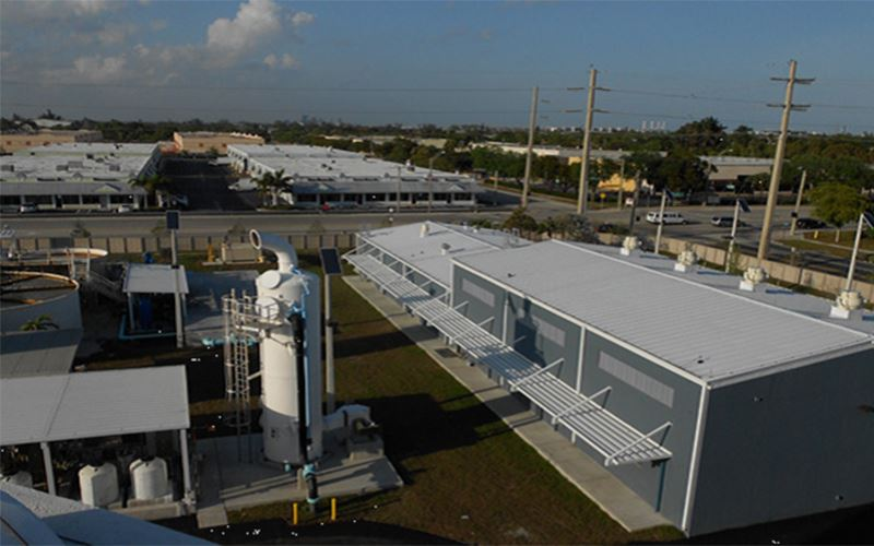 Dania Beach LEED Gold Water Plant