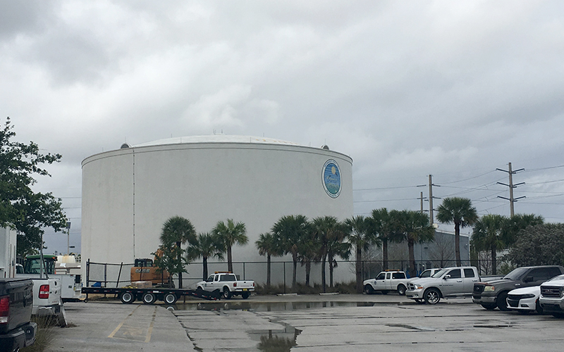 Water Treatment Plant - LEED GOLD Certified