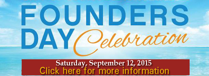 Founders Day, On the Nautilus at Dania Beach City Hall, Saturday, September, 12, 2015, 10AM to 4PM