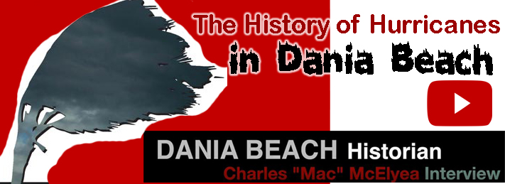 History of Hurricanes in Dania Beach