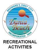 Dania Beach Parks Recreational Activities
